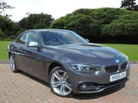 USED 2019 68 BMW 4 SERIES 420i xDrive Sport Coupe Auto COMFORT ACCESS