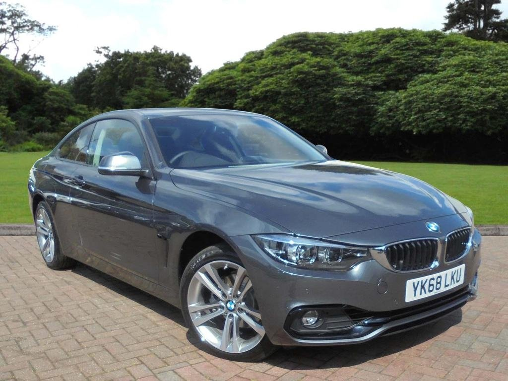 2019 Bmw 4 Series 420i Xdrive Sport 163 23 980