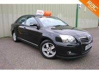USED 2006 06 TOYOTA AVENSIS 1.8 T3-X VVT-I 5d 127 BHP FINANCE AVAILABLE - 3 MONTHS WARRANTY