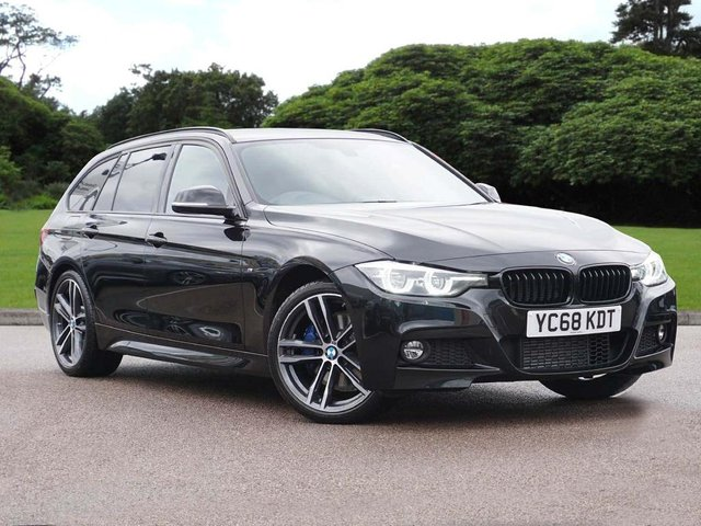 2019 68 BMW 3 SERIES 320d M Sport Shadow Edition Touring