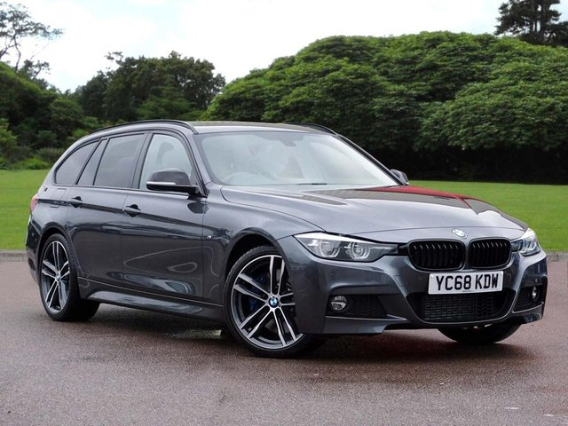 2019 68 BMW 3 SERIES 330d M Sport Shadow Edition Touring