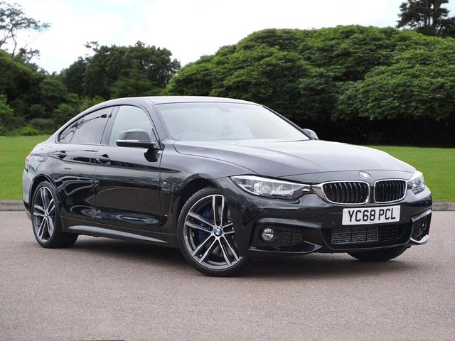 2019 68 BMW 4 SERIES 430d M Sport Gran Coupe