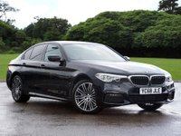 USED 2019 68 BMW 5 SERIES 530e M Sport iPerformance Saloon