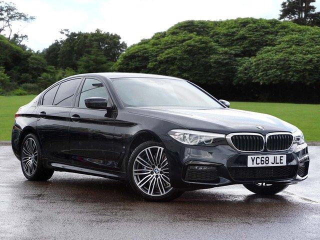 2019 68 BMW 5 SERIES 530e M Sport iPerformance Saloon