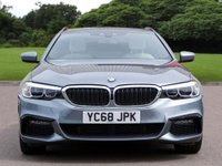 USED 2019 68 BMW 5 SERIES 520i M Sport Touring