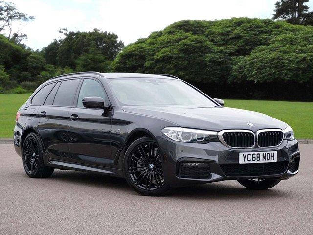 2019 68 BMW 5 SERIES 520i M Sport Touring