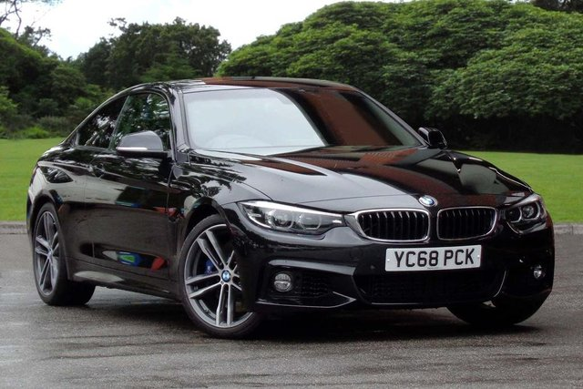 2019 68 BMW 4 SERIES 440i M Sport Coupe