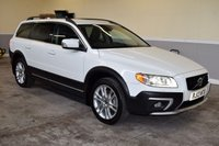 USED 2013 13 VOLVO XC70 2.4 D5 SE LUX AWD 5d 212 BHP Fully loaded 2013 Volvo XC70 2.4 D5 AWD Estate! Comes with Sat Nav, Full Leather, Bluetooth & More! 1 Owner, FMDSH! PX Welcome & Finance Available!