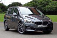 USED 2019 68 BMW 2 SERIES 220d xDrive Sport Gran Tourer