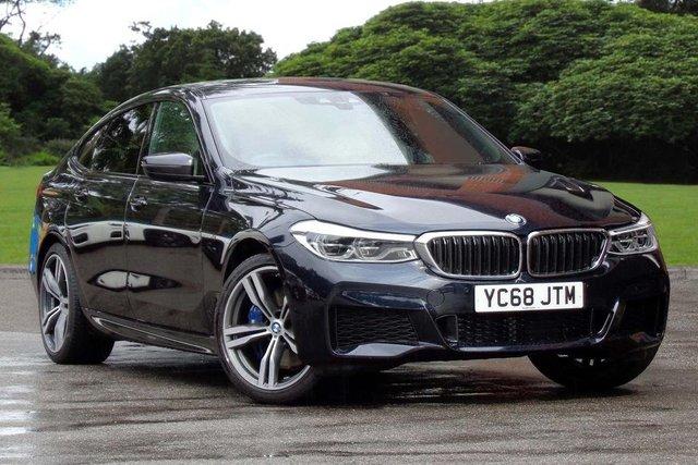 2019 68 BMW 6 SERIES G32 630i GT M Sport B48 2.0i
