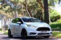 USED 2017 17 FORD FIESTA 1.6 ST-3 3d 180 BHP