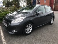 USED 2013 62 PEUGEOT 208 1.6 ACTIVE E-HDI 5d 92 BHP