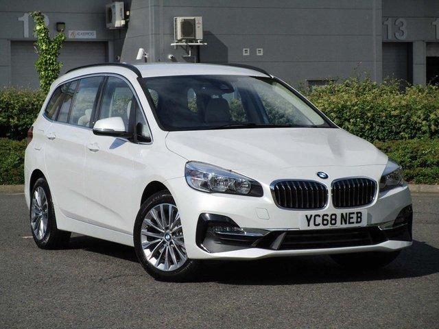 2019 68 BMW 2 SERIES 220d xDrive Luxury Gran Tourer