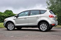 USED 2009 58 FORD KUGA 2.0 TDCi Titanium 5dr 1 ownr AAwrty TOP SPEC