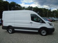 USED 2016 16 FORD TRANSIT 2.2 TDCi 290 L2H2 Panel Van 4dr