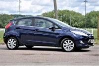 USED 2010 60 FORD FIESTA 1.25 Zetec 5dr 1 FORMER KEEPER