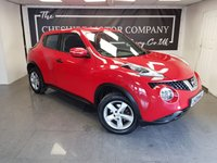 USED 2015 64 NISSAN JUKE 1.5 VISIA DCI 5d + FULL SERVICE HISTORY + 1 FORMER KEEPER