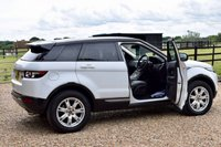 USED 2013 63 LAND ROVER RANGE ROVER EVOQUE 2.2 SD4 PURE TECH 5d AUTO 190 BHP FSH, NEW MOT, NAV, HEATED SEATS, FRONT & REAR SENSORS, B'TOOTH, DAB!