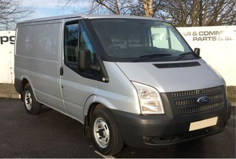 2009 FORD TRANSIT 330 2.2 115 BHP SWB L/R**NO VAT**85 VANS IN STOCK** £1450.00