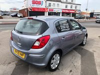 USED 2009 09 VAUXHALL CORSA 1.4 DESIGN 16V TWINPORT 5d AUTO 90 BHP *** 12 MONTHS WARRANTY! ***