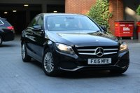 2015 MERCEDES-BENZ C CLASS 2.1 C220 BLUETEC SE EXECUTIVE 4d 170 BHP £8990.00