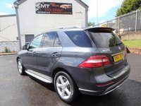USED 2014 64 MERCEDES-BENZ M CLASS 2.1 ML250 BLUETEC SE EXECUTIVE PREMIUM PLUS 5d AUTO 204 BHP 3 Months National Warranty - 1 Years MOT for New Owner