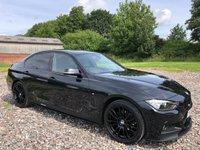 USED 2015 65 BMW 3 SERIES 2.0 320D XDRIVE M SPORT 4d AUTO 188 BHP