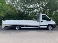 USED 2009 09 IVECO DAILY 40C15 3.0 LTR 15O BHP LWB PLANT BEAVER TAIL RECOVER TRUCK 1 OWNER 70K