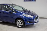 USED 2015 15 FORD FIESTA 1.6 ZETEC 5d AUTO 104 BHP Just Arrived, Awaiting Preparation!