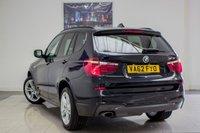 USED 2013 62 BMW X3 2.0 XDRIVE20D M SPORT 5d AUTO 184 BHP JUNE 2020 MOT & Just Been Serviced