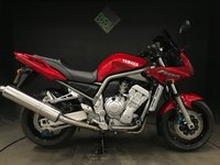 USED 2002 02 YAMAHA FZS FAZER 1000. 7263 MILES. THE CLEANEST 02 BIKE WE HAVE EVER SEEN