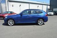 USED 2012 BMW X1 2.0 XDRIVE18D M SPORT 5d 141 BHP