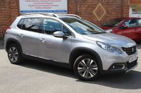 USED 2016 16 PEUGEOT 2008 1.2 PURETECH ALLURE 5d 82 BHP * £30 ROAD FUND TAX *