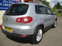 USED 2010 10 VOLKSWAGEN TIGUAN 2.0 SPORT TDI 4MOTION 5d 170 BHP GOOD SERVICE HISTORY - SEE IMAGES