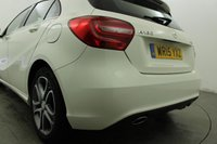 USED 2015 15 MERCEDES-BENZ A CLASS 1.5 A180 CDI BLUEEFFICIENCY SPORT 5d 109 BHP Part Leather Interior- Radio