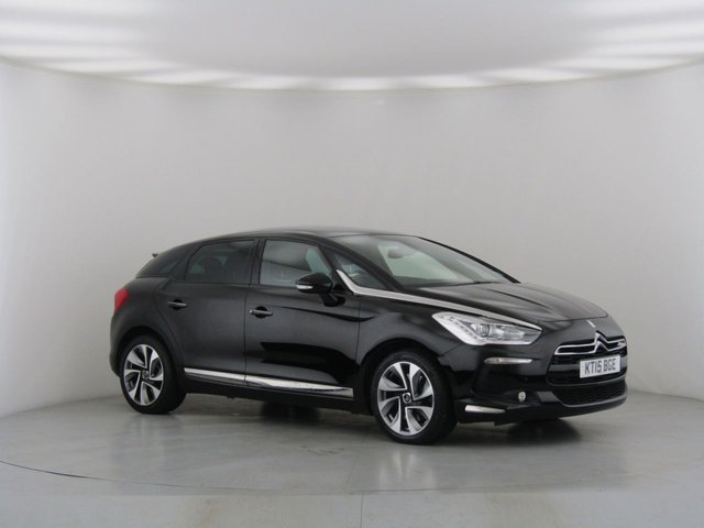 View our CITROEN DS5
