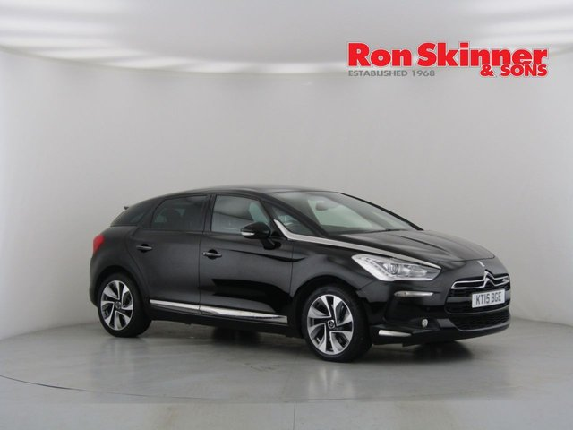 View our 2015 15 CITROEN DS5 2.0 HDI DSPORT 5d 161 BHP