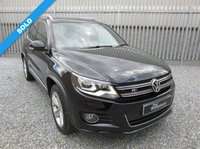 USED 2013 13 VOLKSWAGEN TIGUAN 2.0 R LINE TDI BLUEMOTION TECHNOLOGY 4MOTION 5d 175 BHP 175 BHP R LINE