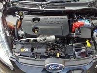 USED 2012 12 FORD FIESTA 1.6 ZETEC ECONETIC TDCI DPF 5d 94 BHP
