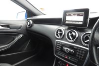 USED 2014 14 MERCEDES-BENZ A CLASS 1.8 A200 CDI BLUEEFFICIENCY SPORT 5d AUTO 136 BHP Part Leather Interior- USB