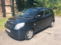 USED 2009 09 KIA PICANTO 1.0 12V 5d 61 BHP **ZERO DEPOSIT FINANCE AVAILABLE** PART EXCHANGE WELCOME