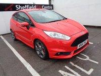2014 FORD FIESTA 1.6 ST-3 3d 180 BHP £9675.00