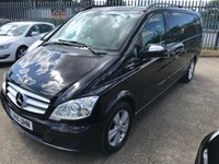 2015 MERCEDES-BENZ VIANO 2.1 AMBIENTE CDI BLUEEFFICENCY 5d 163 BHP £22999.00