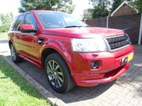 USED 2011 11 LAND ROVER FREELANDER 2.2 SD4 SPORT LE 5d AUTO 1 FORMER KEEPER