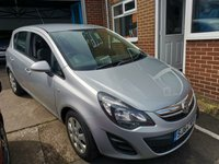 USED 2014 64 VAUXHALL CORSA 1.2 DESIGN CDTI ECOFLEX 5d 73 BHP LOW CO2 EMISSIONS AND ECOFLEX MODEL!..14964 MILES FROM NEW. LOW CO2 EMISSIONS, LOW INSURANCE GROUP, GOOD SPEC INCLUDING AUXILIARY INPUT, ELECTRIC FRONT WINDOWS, REMOTE LOCKING. AIR CONDITIONING!..MEETS HIGHEST EMISSION STANDARDS INCLUDING THOSE FOR LARGE CITIES.