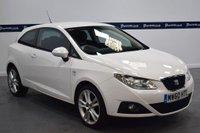 USED 2011 60 SEAT IBIZA 1.2 TSI SPORT 3d 105 BHP (£30 ROAD TAX)
