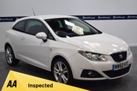 USED 2011 60 SEAT IBIZA 1.2 TSI SPORT 3d 105 BHP (£30 ROAD TAX)