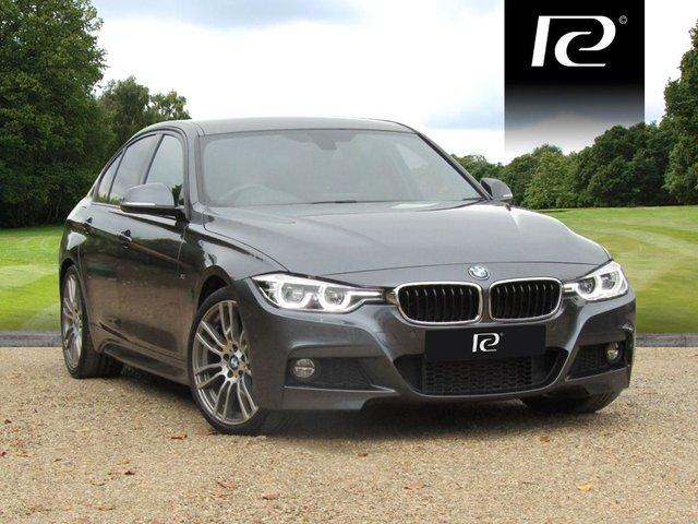 2016 16 BMW 3 SERIES 3.0 330D M SPORT 4d AUTO 255 BHP