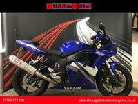 USED 2005 05 YAMAHA R6 YZF R6 599cc