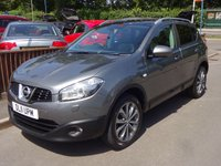 USED 2011 11 NISSAN QASHQAI 2.0 TEKNA DCI 5dr, 2 OWNERS *SAT NAV*BLUETOOTH*REVERSING CAMERA*LEATHER*A/C*